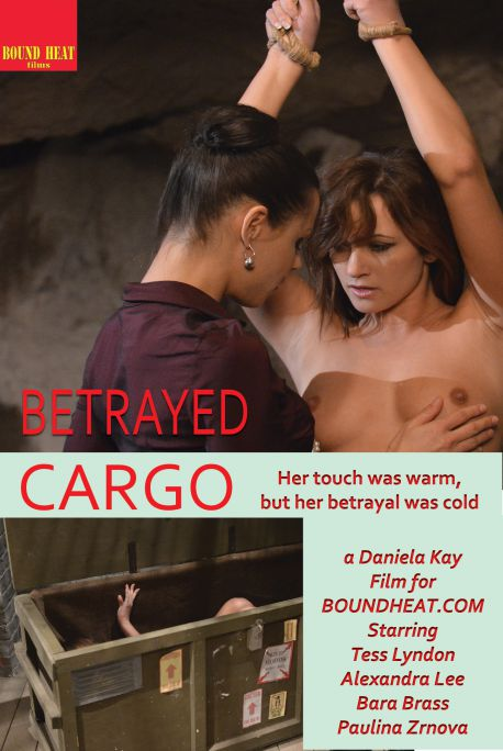 Betrayed cargo slave training turns her in sensual girl
