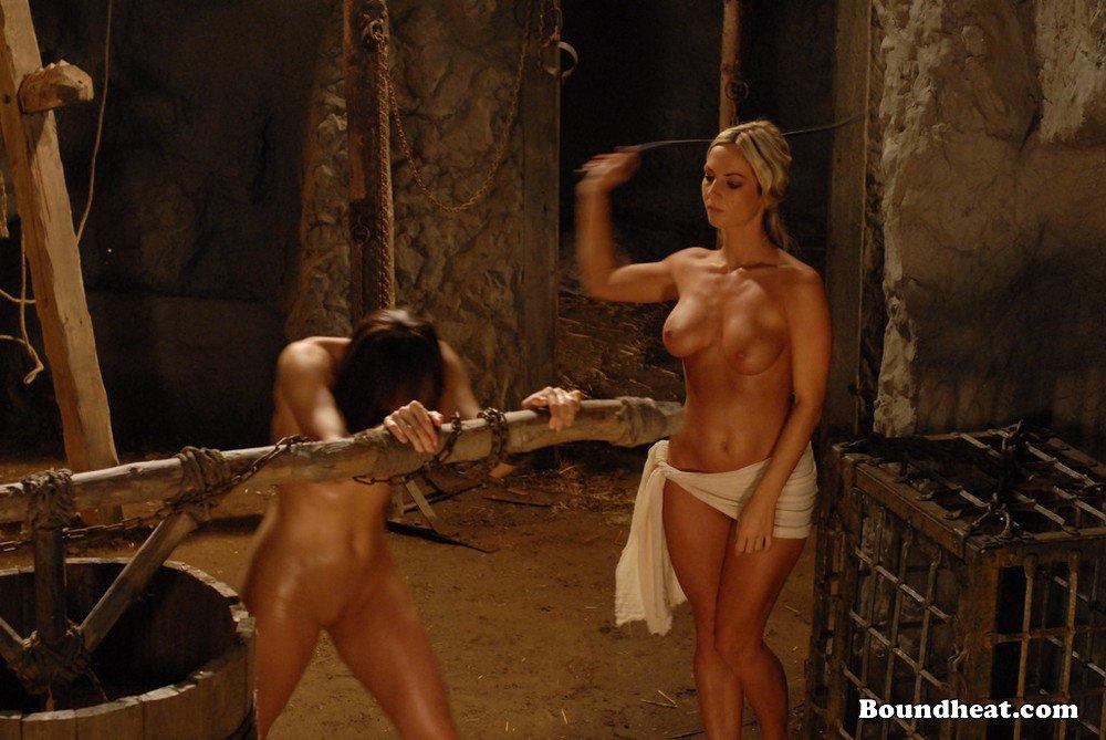 Sword Of The Barbarians Lashing