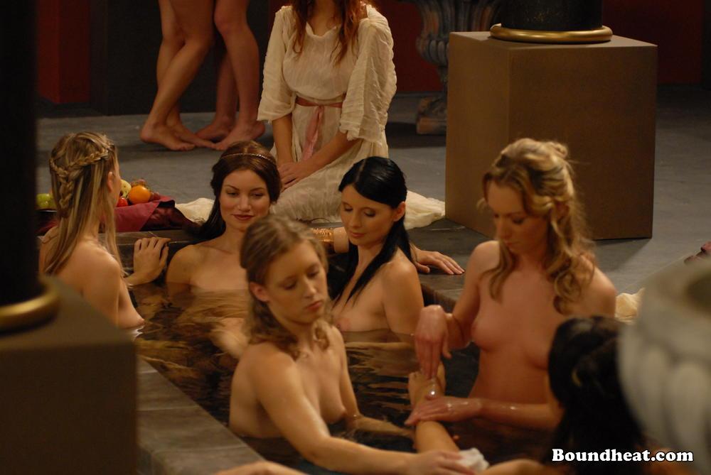 Lesbian slave movie mistress of souls bautiful women being punished