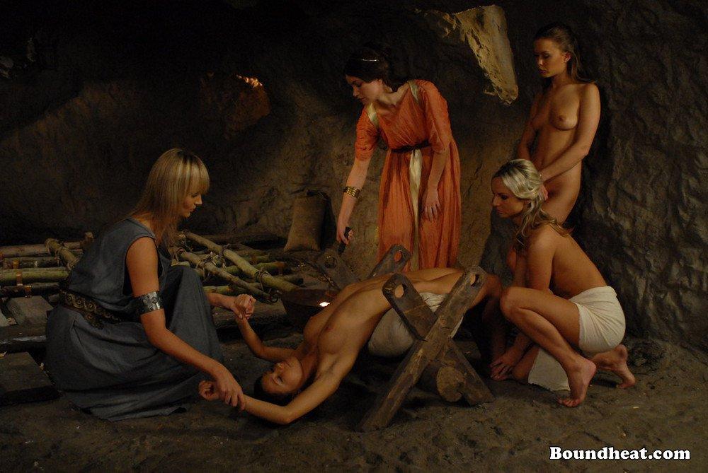 Catherine in interrogatio - 2 part 2