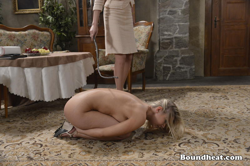 Enslaved Justice - Lesbian Slaves And Mistress Movies - Boundheatcom-2240