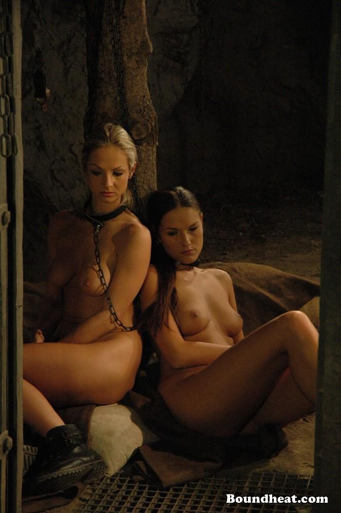 Mistress Of Souls - Lesbian slaver og Mistress Film-6556