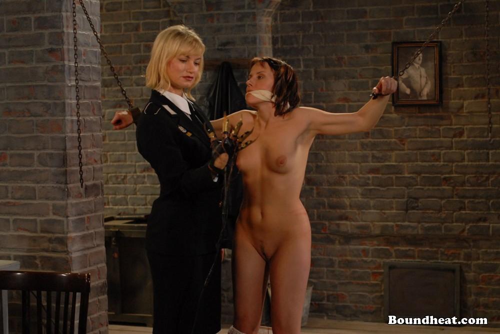 No Escape - Lesbian Slaves And Mistress Movies - Boundheat Com-9235
