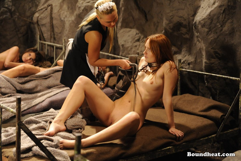 On Consignment 4 - Lesbian Slaves And Mistress Movies -5004