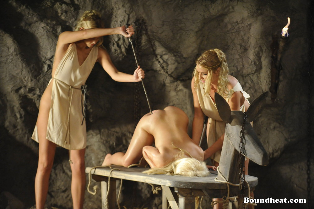 Slave Tears Of Rome 1 - Lesbian Slaves And Mistress Movies -5089